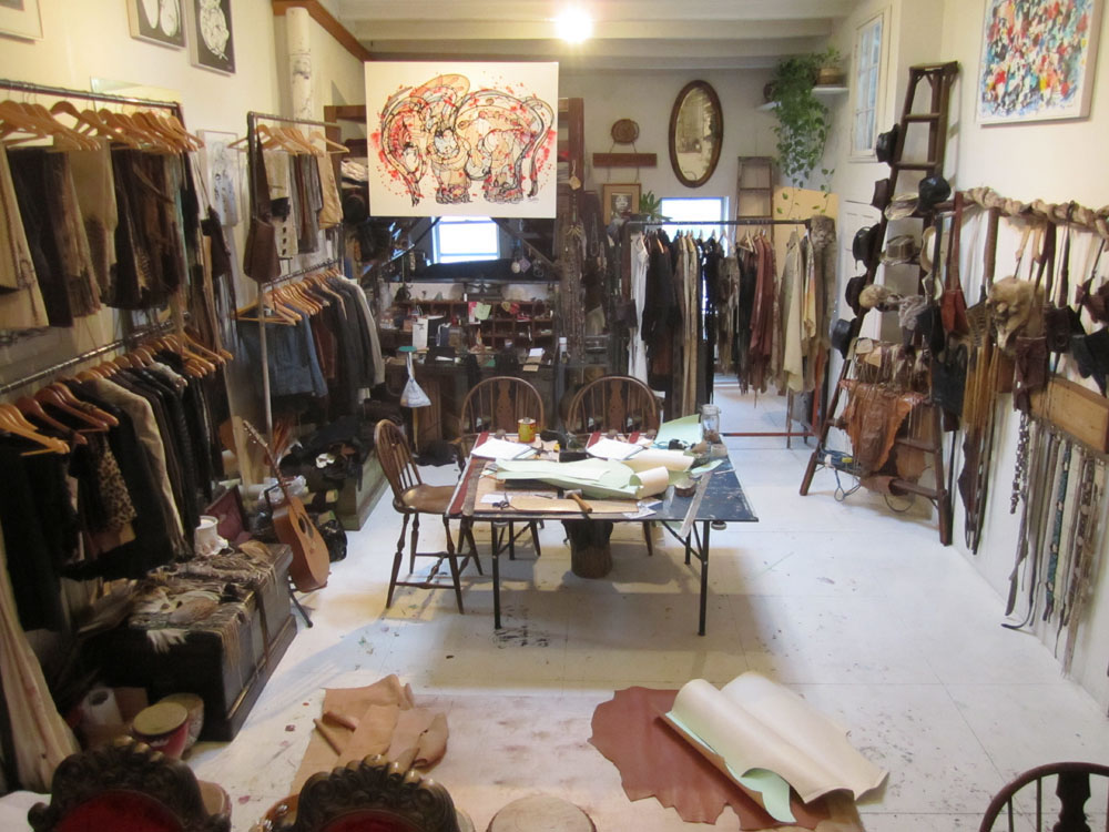 Lost Art Studio in New York City