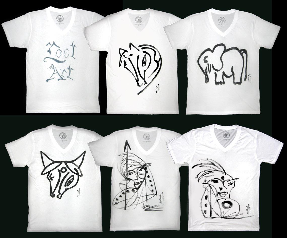 Lost Art™ T-Shirts