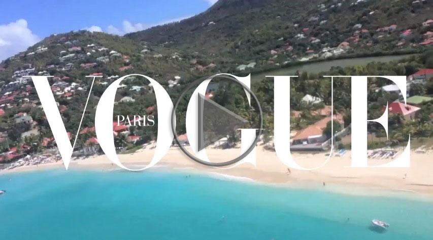 Paris Vogue Sauvage YouTube Video Cover Image