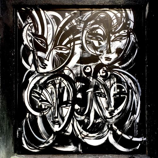 Jordan Betten Street art Series